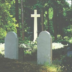 Both burial and cremation are acceptable ways to dispose of the human body