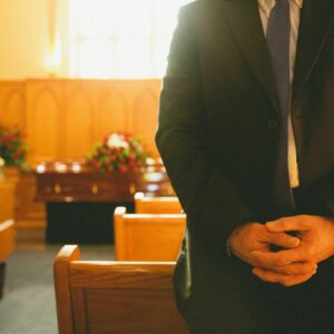 Families who choose cremation can still hold a traditional service